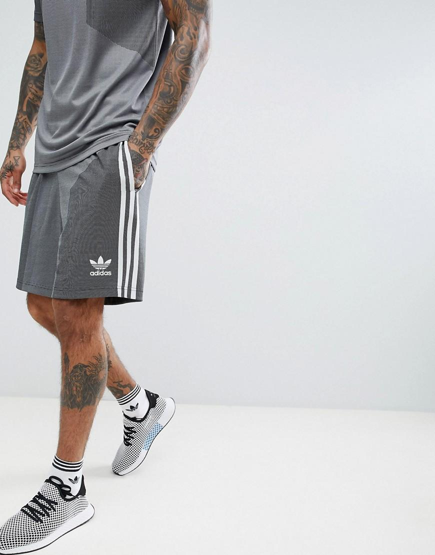 info for 826a2 4e331 ADIDAS ORIGINALS. Plgn Shorts In Gray ...