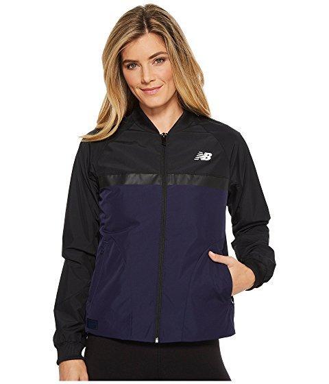 963a7b6350b3e New Balance Nb Athletics 78 Jacket, Black/Galaxy | ModeSens