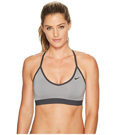 c730f4a71d Nike Indy Modern Light Support Sports Bra In Light Fusion Red Light ...