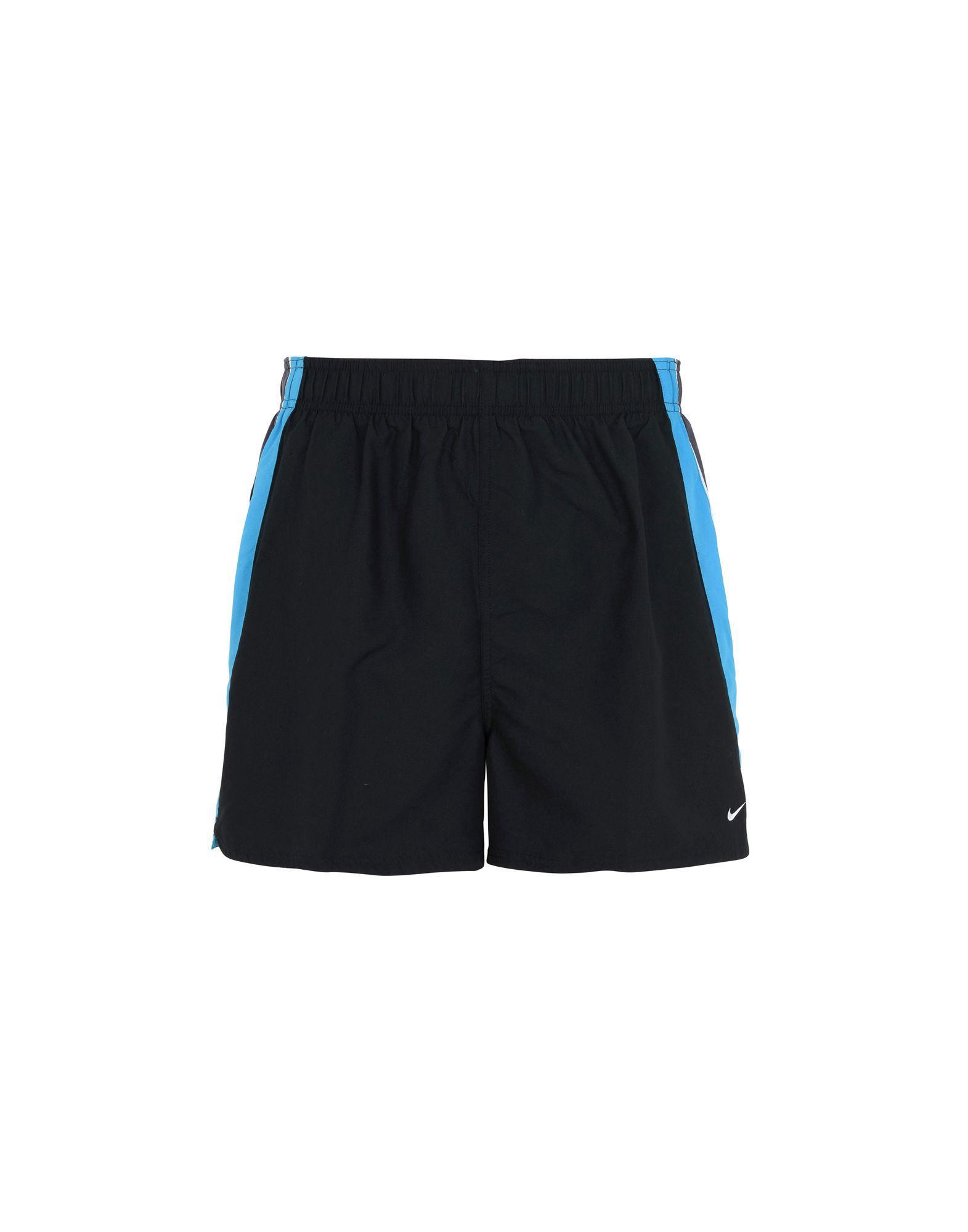 Nike Swimwear And Surfwear In Black