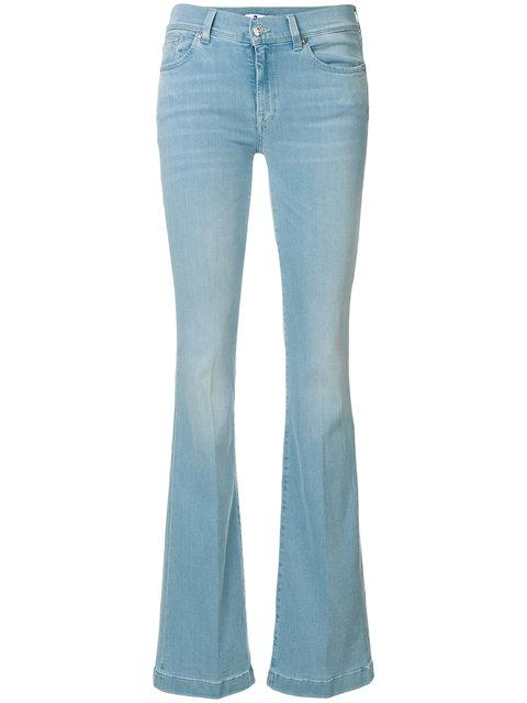 7 For All Mankind Kick Flared Jeans