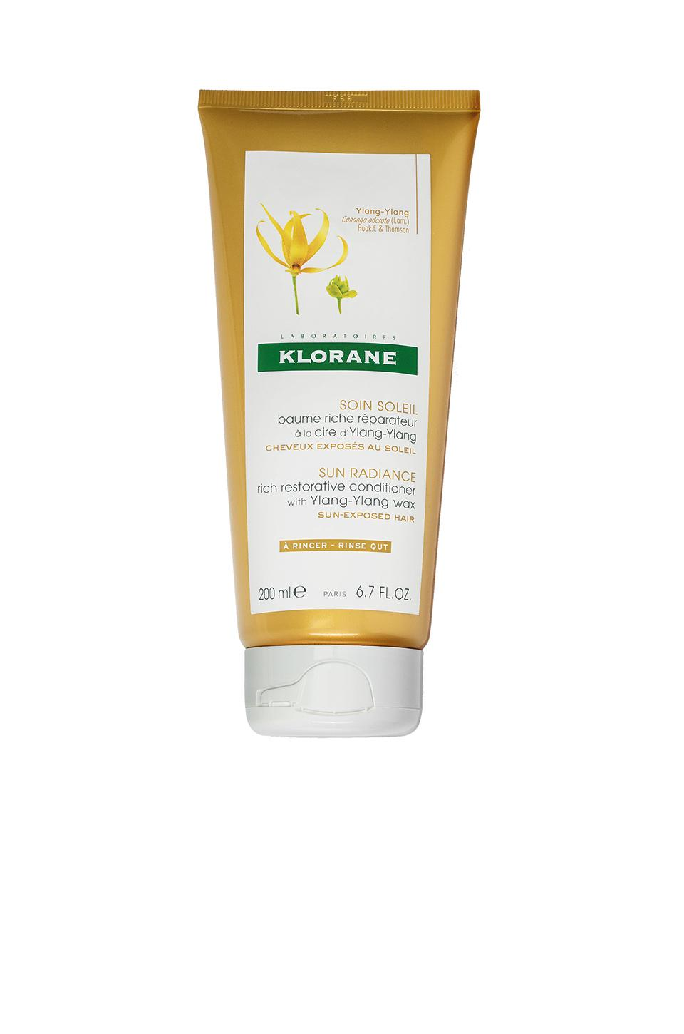 Klorane Restorative Conditioner With Ylang-ylang In N,a