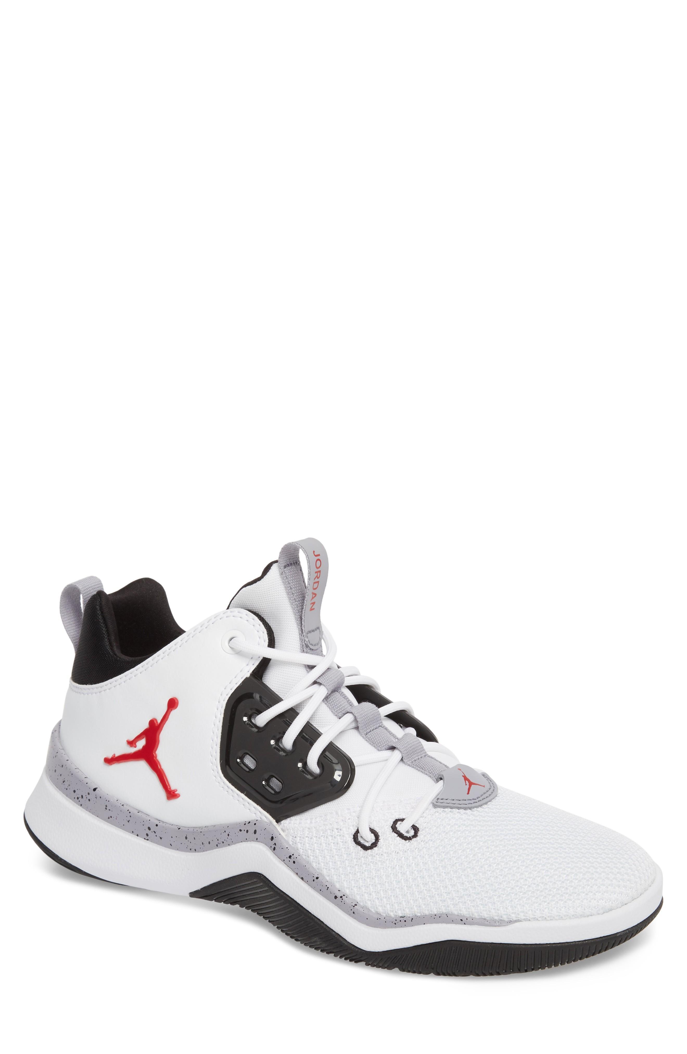 193af422ec9 Nike Men's Air Jordan Dna Off-Court Shoes, White | ModeSens