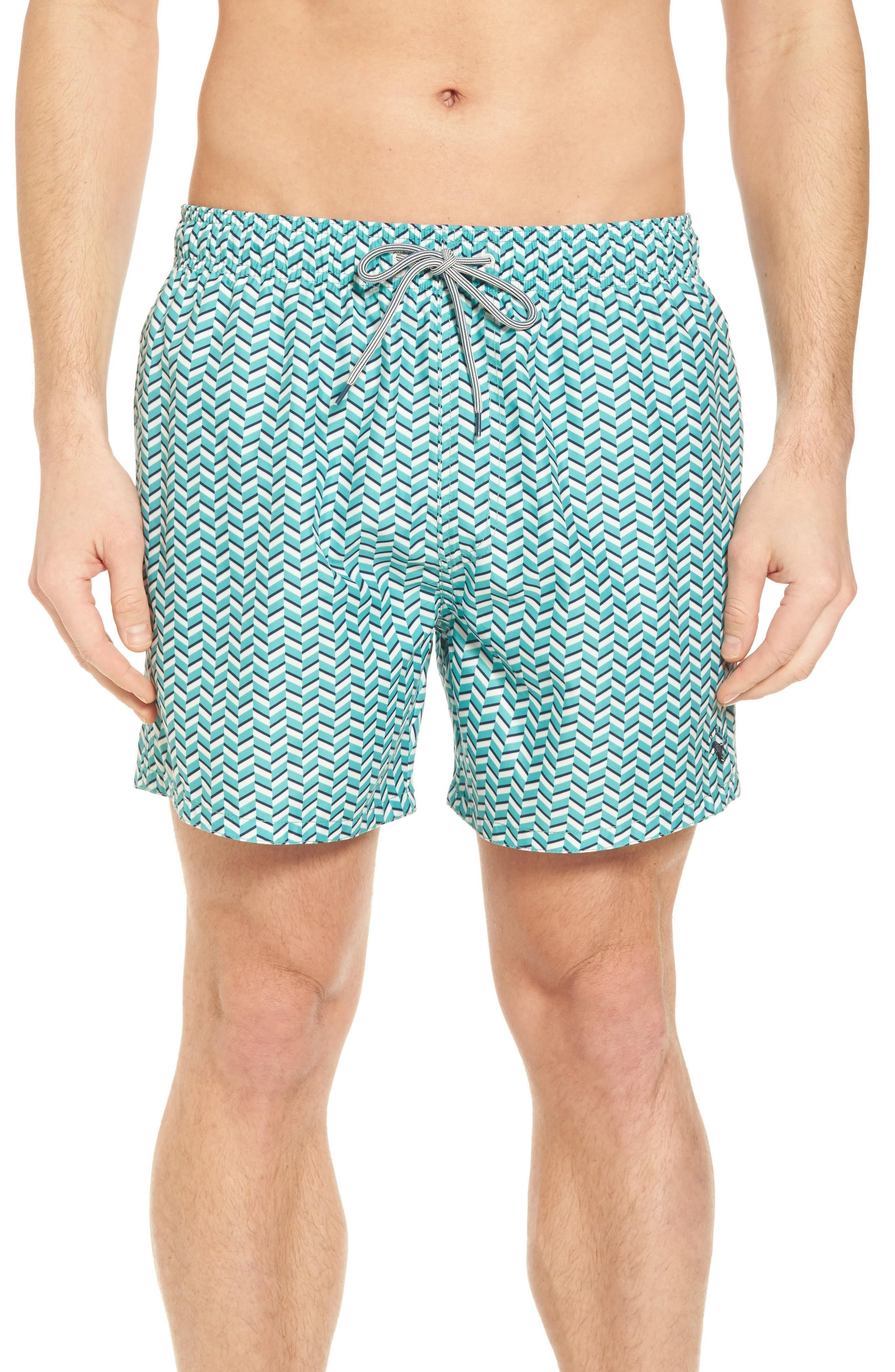 6732b5ce6f44 A striped drawstring and vibrant geometric pattern style crisp
