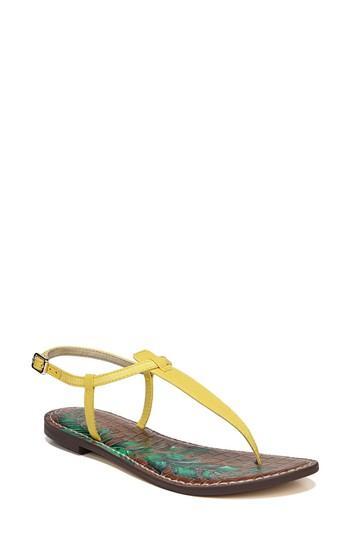 0662f2af8 Style Name  Sam Edelman Gigi Genuine Calf Hair Sandal (Women). Style  Number  263818 1.