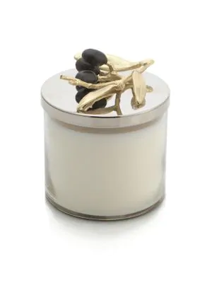 Michael Aram Olive Branch Candle/13.5 Oz. In No Color
