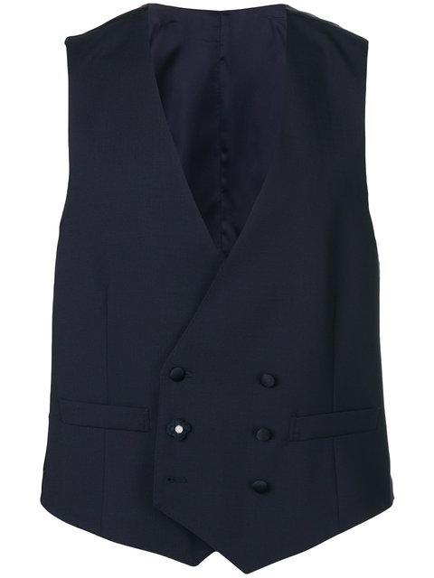 Lardini Double Breasted Waistcoat
