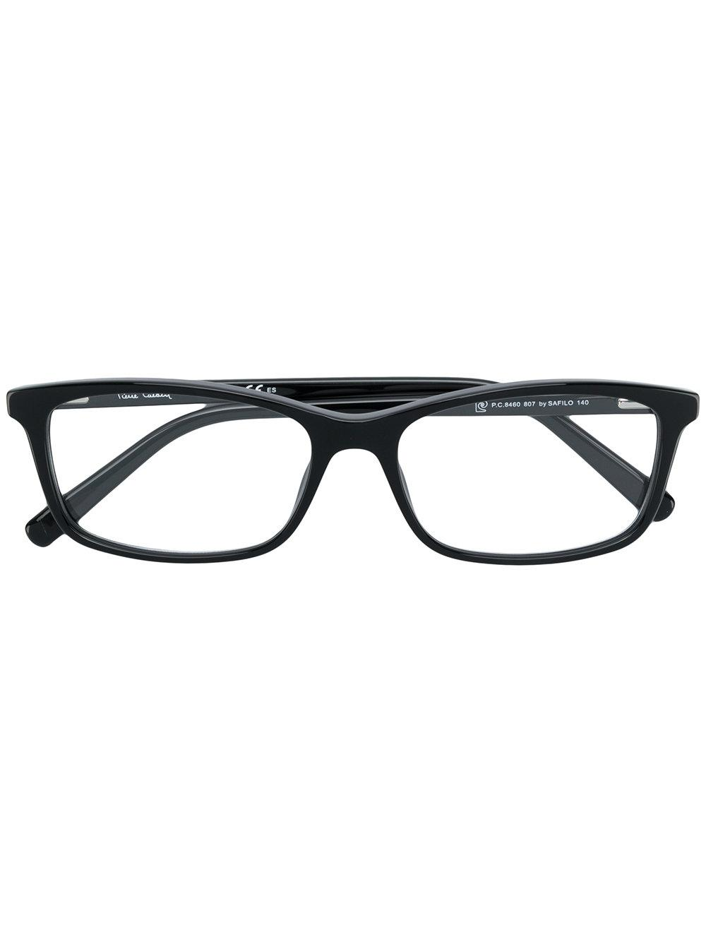 Pierre Cardin Eyewear Black