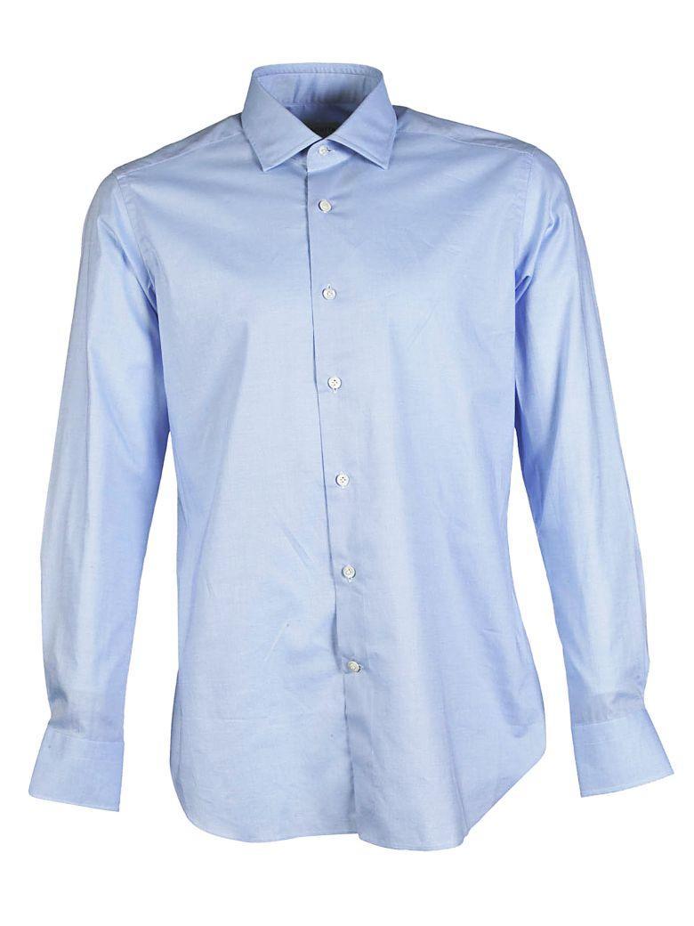 Bagutta Classic Shirt In Blue