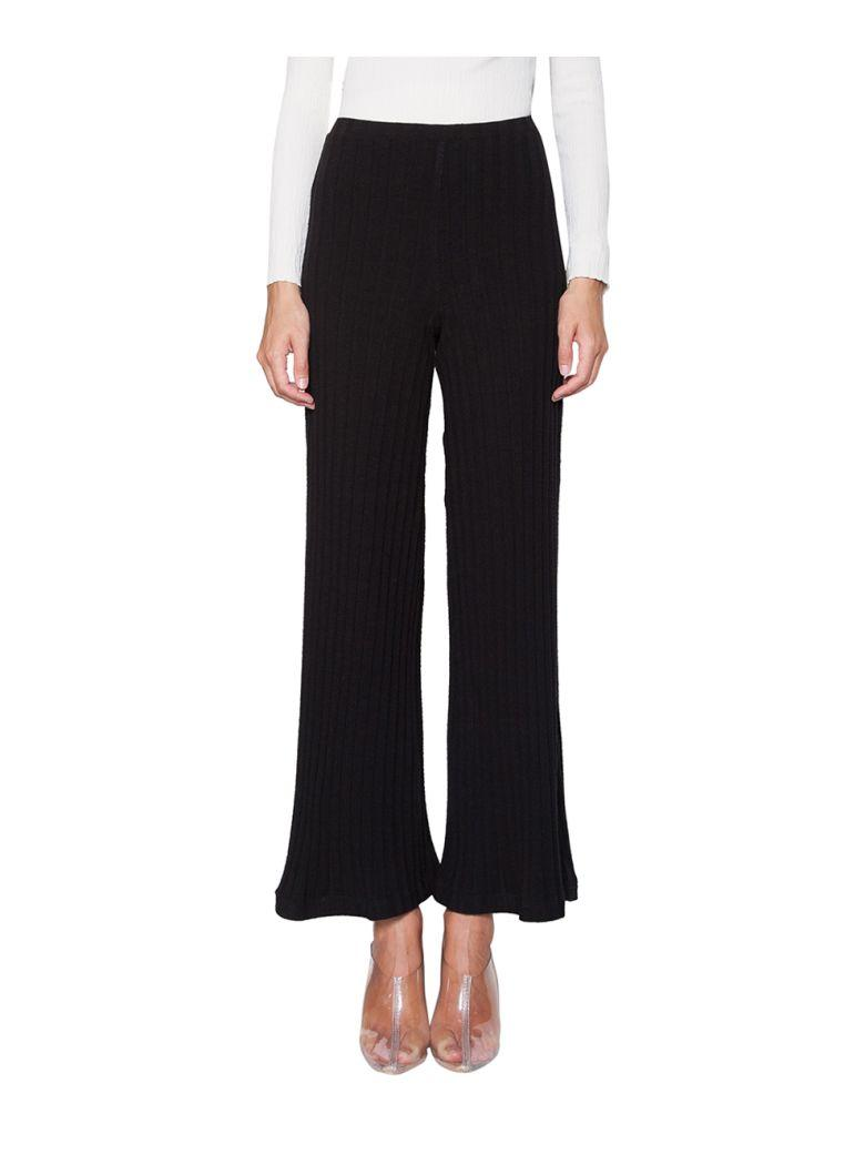Simon Miller Rian Pleated Pants In Nero
