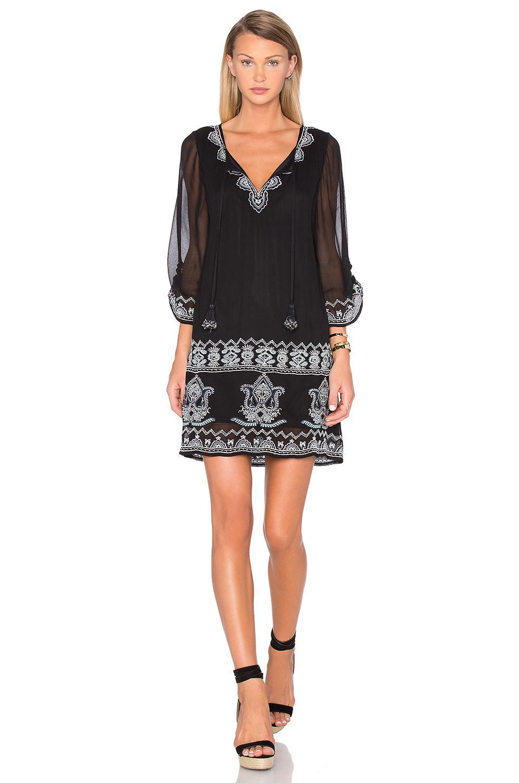 Tolani Sarita Dress In Black