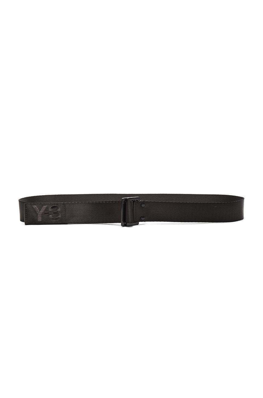 Y-3 Utility Belt In Black