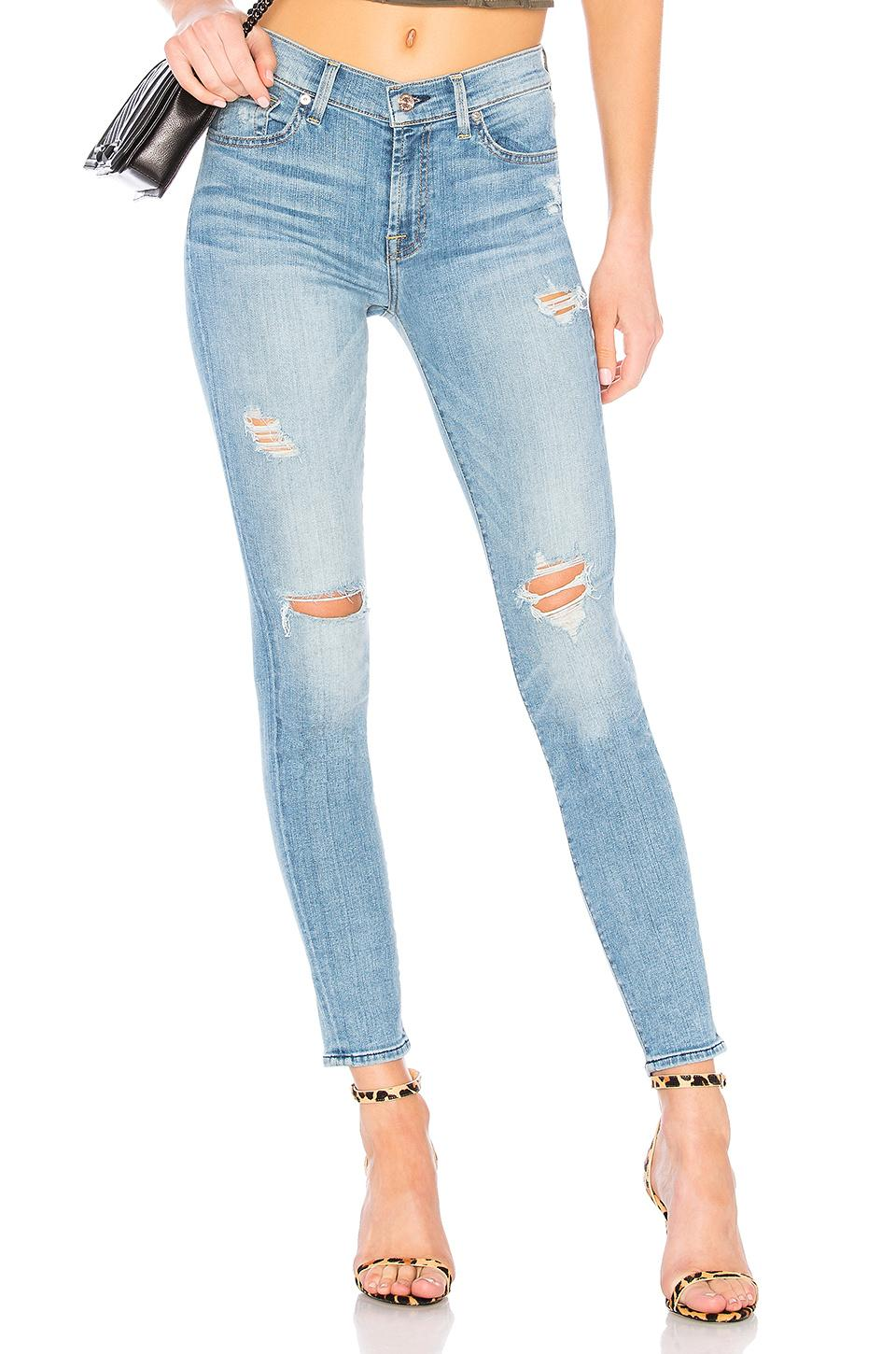 7 For All Mankind Ankle Skinny Jean In Heritage Valley 2
