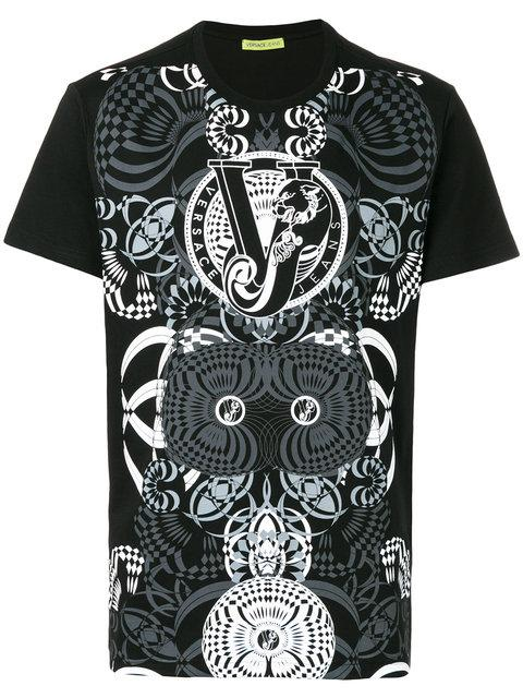 Versace Jeans Graphic Print T-shirt