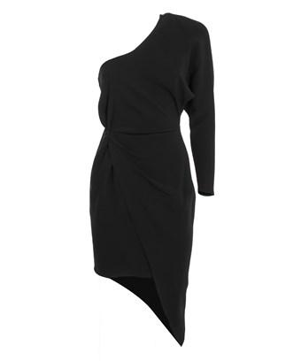 Elisabetta Franchi Women's  Black Viscose Dress