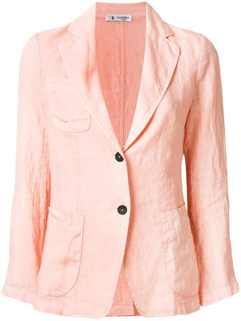 Barena Venezia Barena Two Button Blazer - Pink