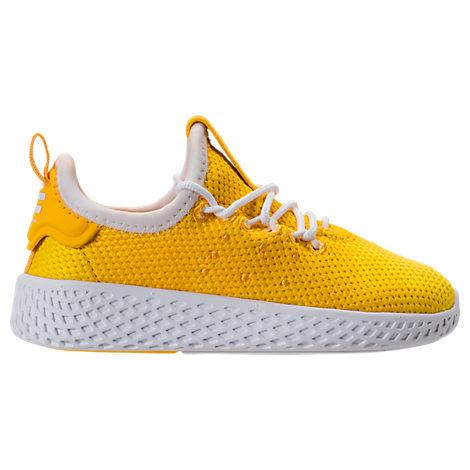 ecde84e3286fd ADIDAS ORIGINALS. Boys  Toddler Originals Pharrell Williams Tennis Hu  Casual Shoes ...