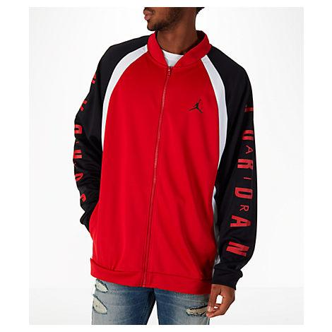1e57b96712c Nike Men's Jordan Sportswear Jumpman Track Jacket, Red | ModeSens