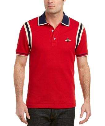 lovely design online store wholesale online Gucci Bee Polo Shirt in Red