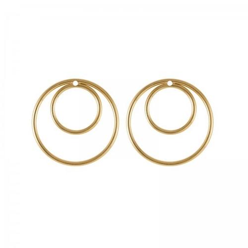 Daou Jewellery Double Orbit Earring Multiplier