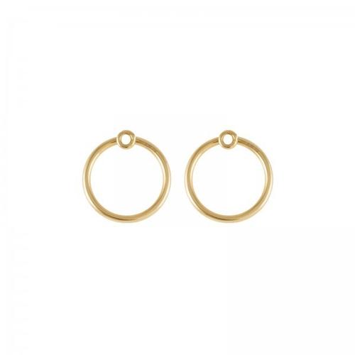 Daou Jewellery Small Orbit Earring Multiplier