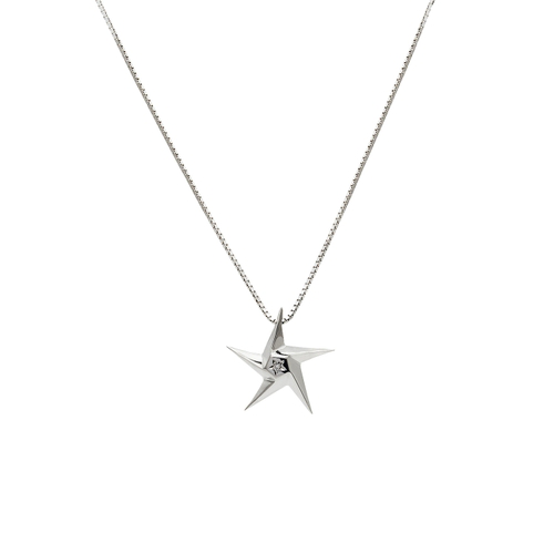 Daou Jewellery Little Star Pendant