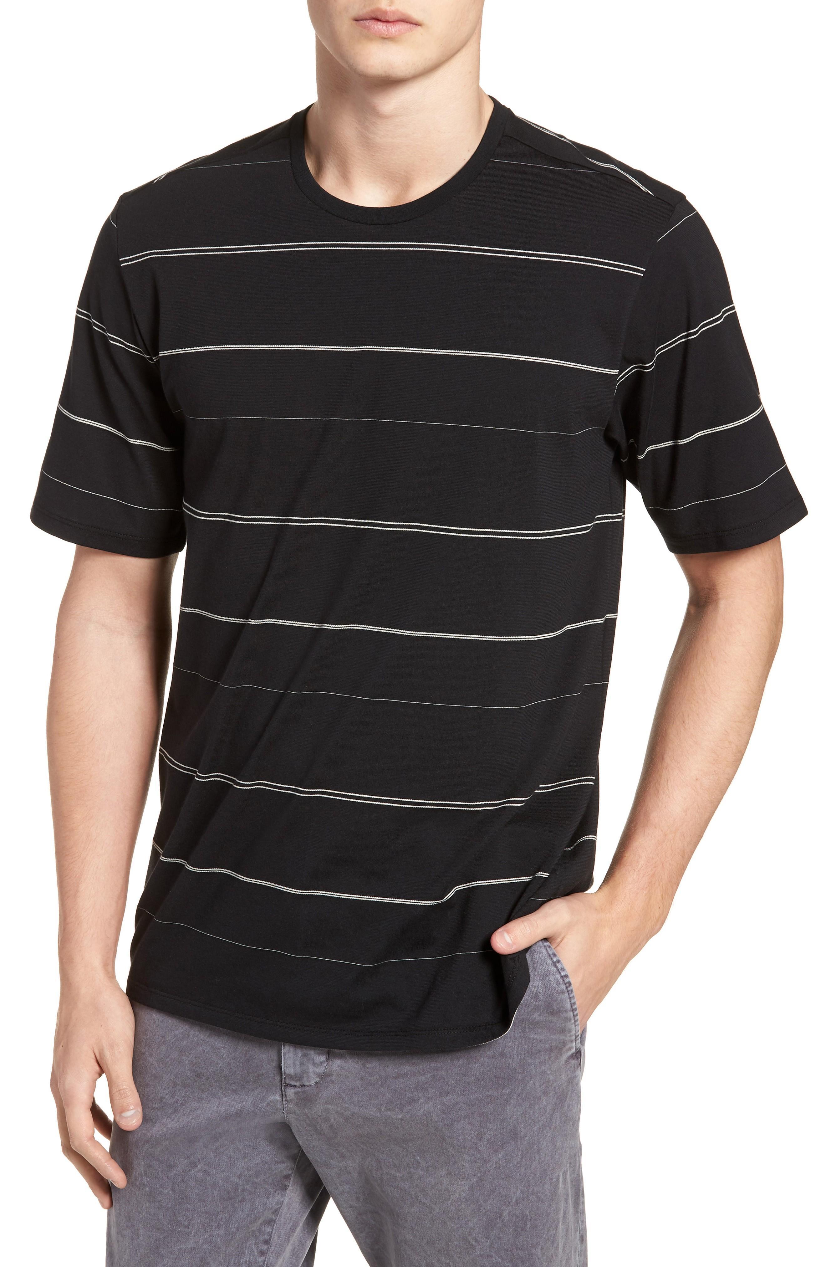 7e7e905b7 Hurley Dri-Fit New Wave T-Shirt In Black   ModeSens