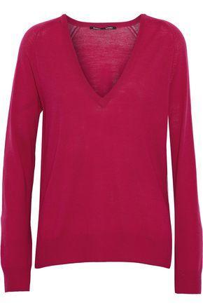 Proenza Schouler Woman Merino Wool Sweater Magenta