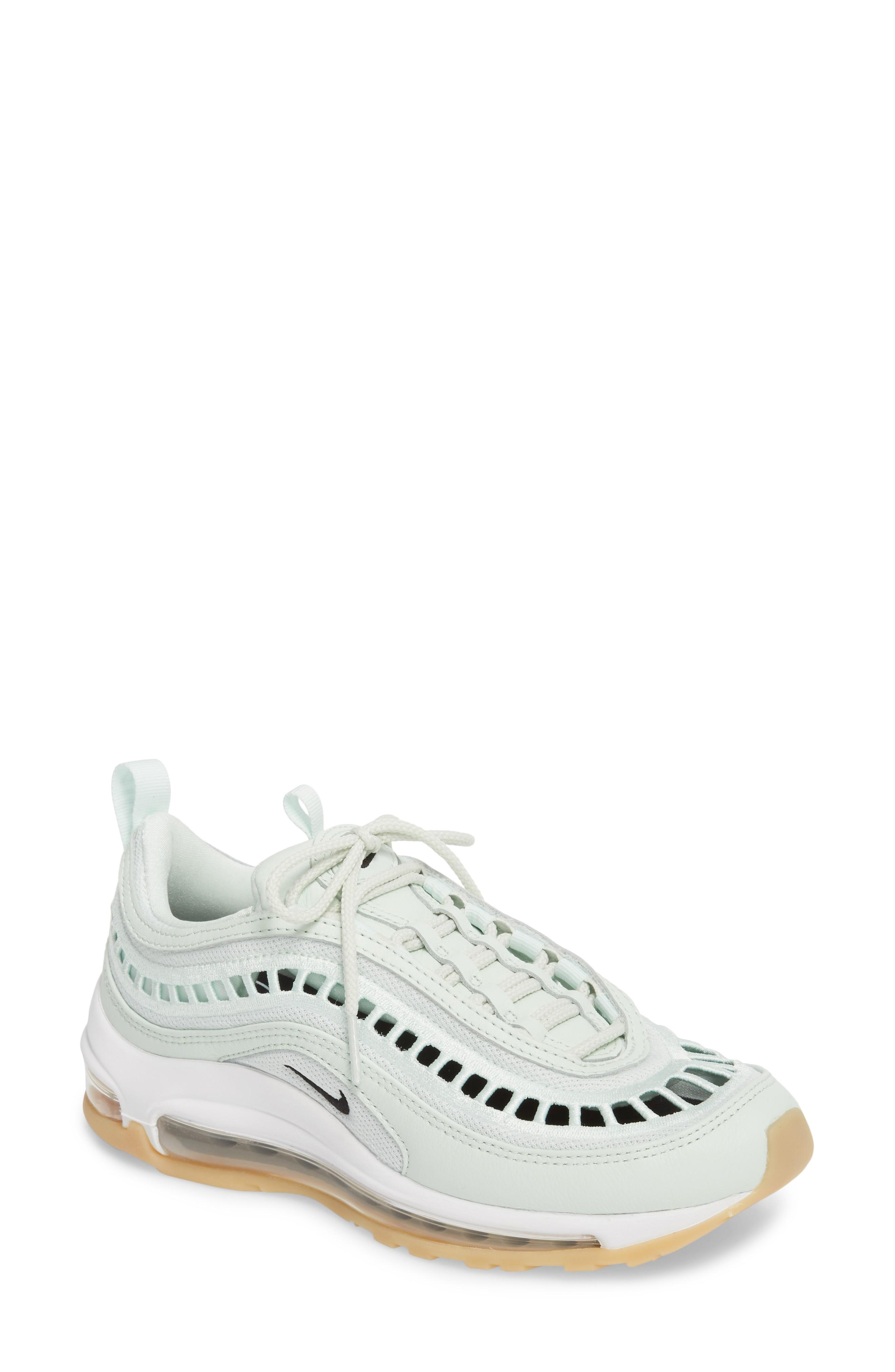 c566a1a797 Nike Air Max 97 Ultra '17 Si Sneaker In Barely Green/ Black | ModeSens