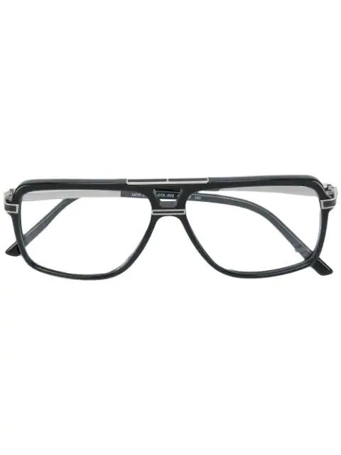 Cazal 6018 Glasses In Black