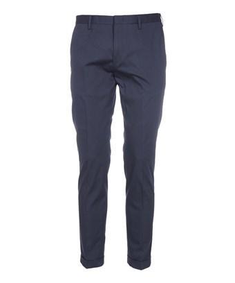 Paul Smith Men's  Grey Cotton Pants