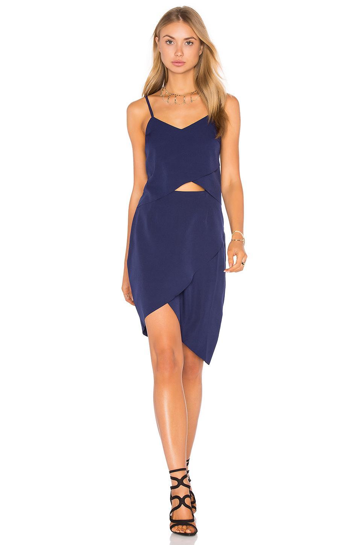 c6f6077577 Elliatt X Revolve Tulip Dress In Blue