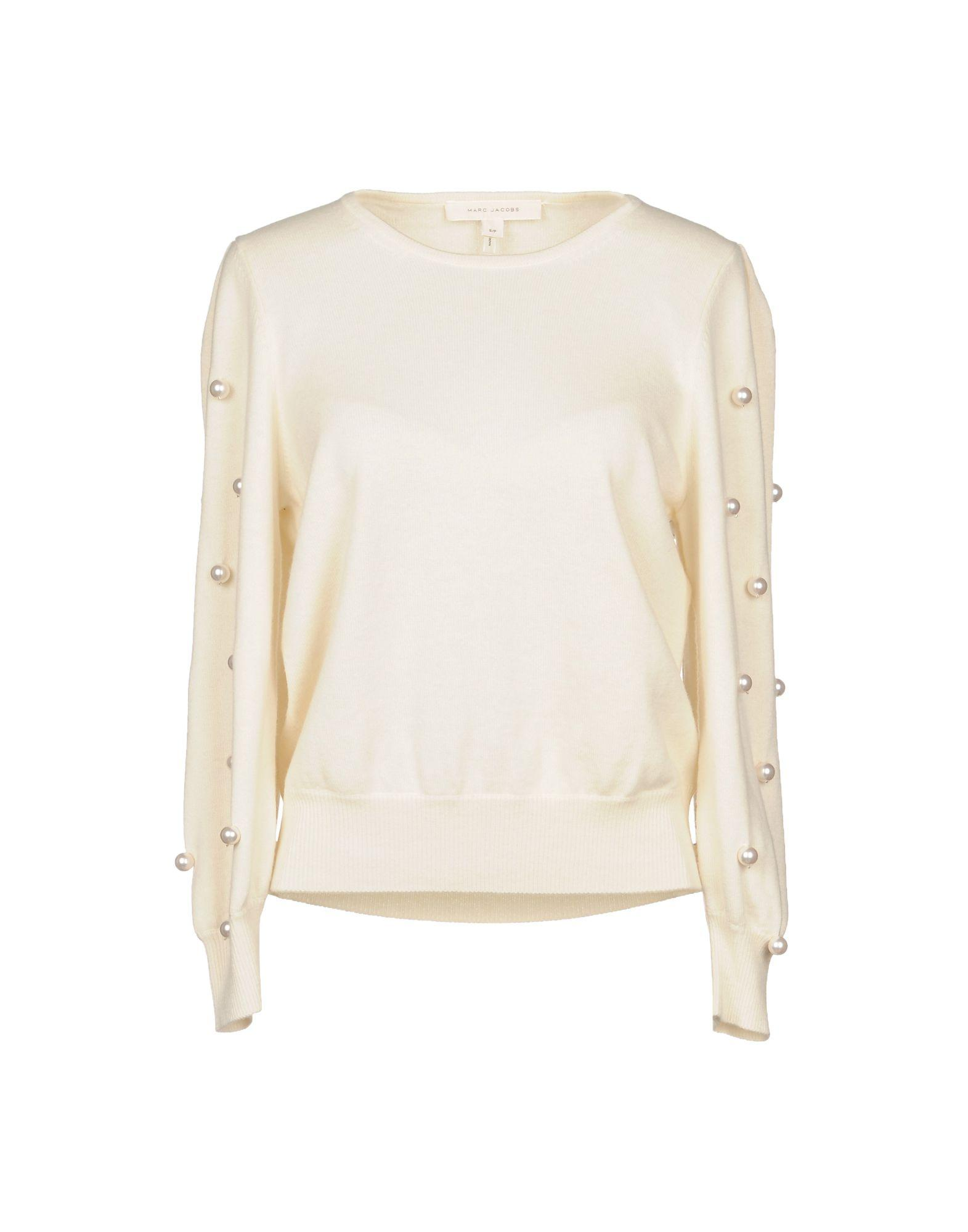 Marc Jacobs Sweaters In White