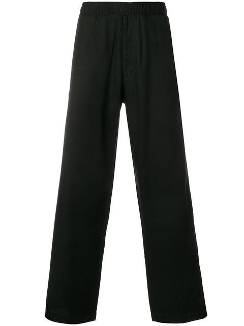Our Legacy Elasticated Waistband Drop-Crotch Trousers