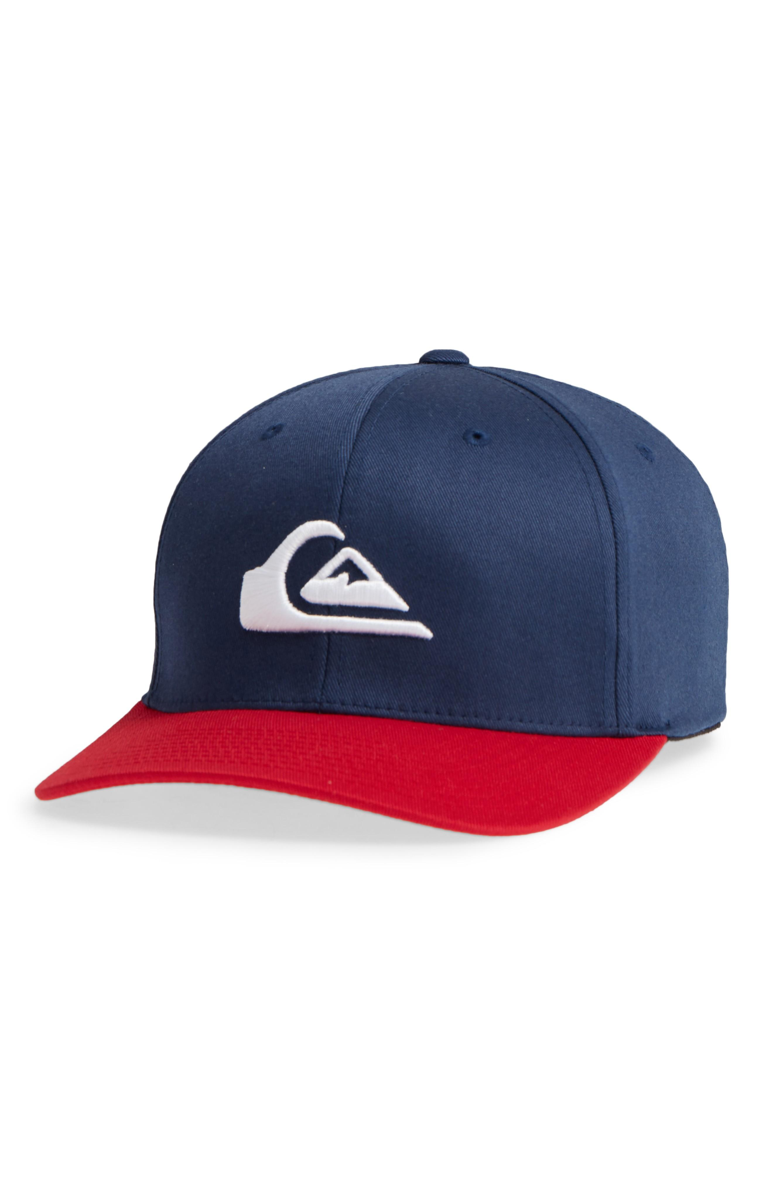 new arrival 05737 69405 Quiksilver Mountain   Wave Baseball Cap In Navy Blazer