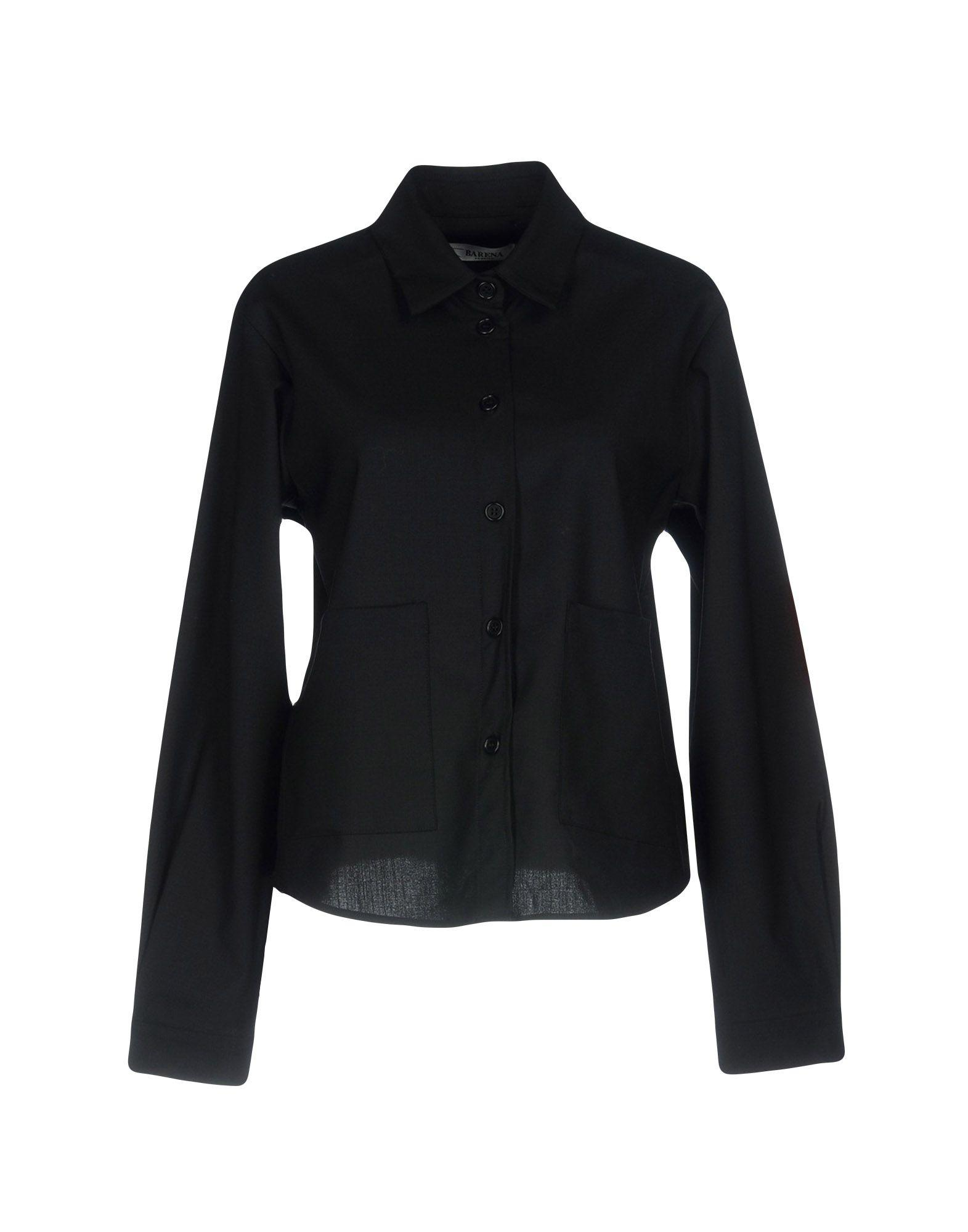 Barena Venezia Shirts In Black