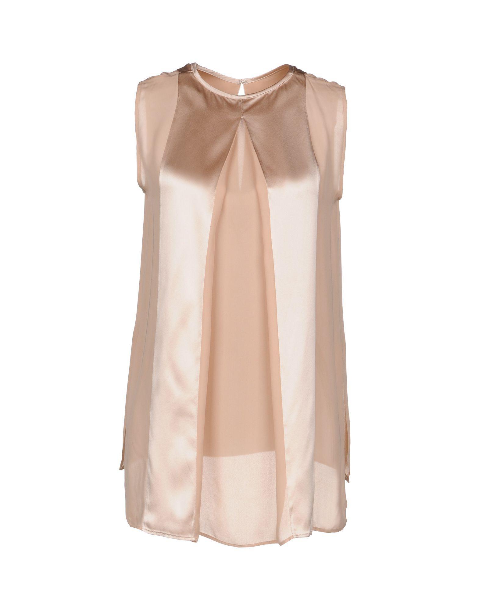 e2fe77e51e3d2 Adam Lippes Silk Top In Light Pink