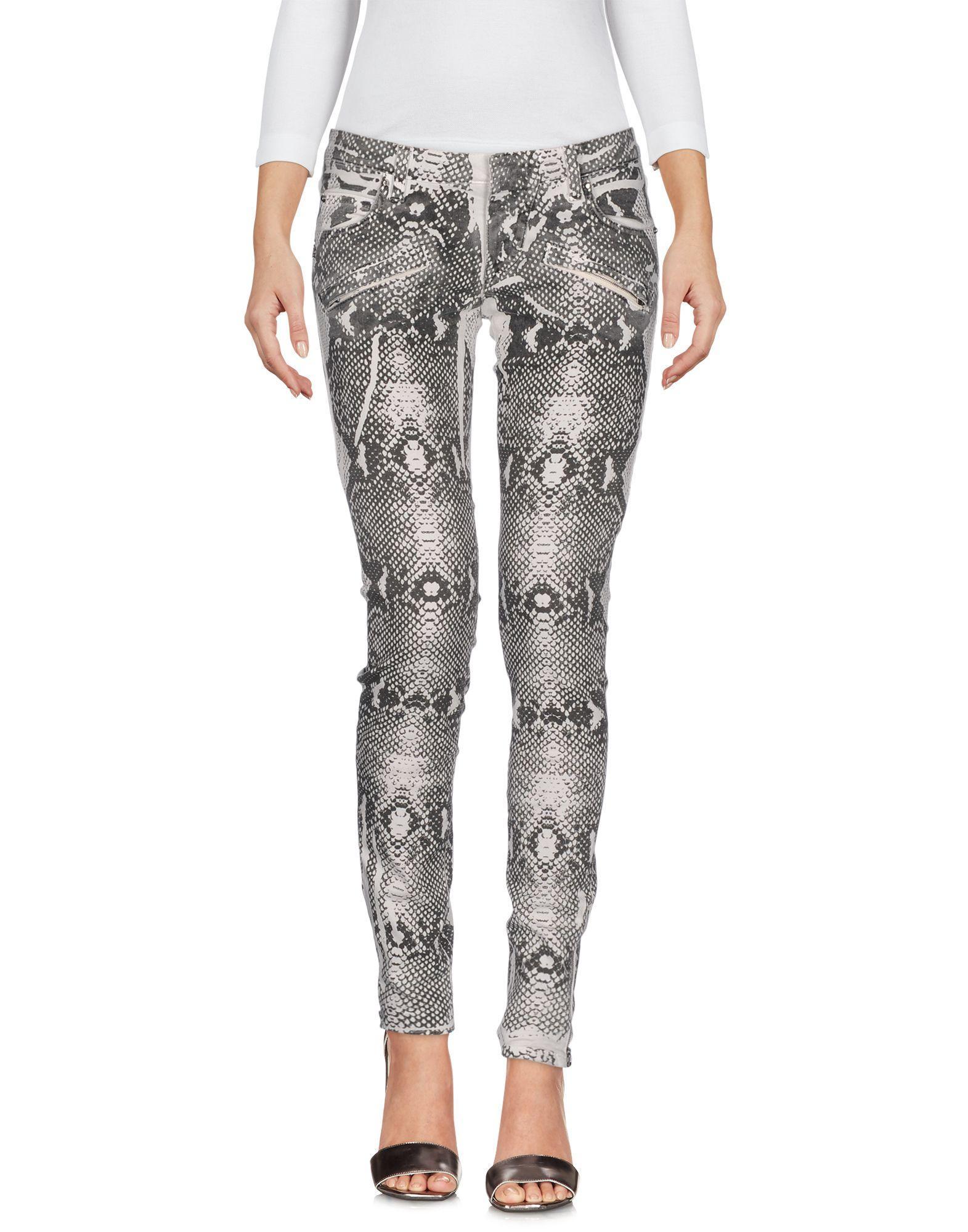 Pierre Balmain Jeans In Grey