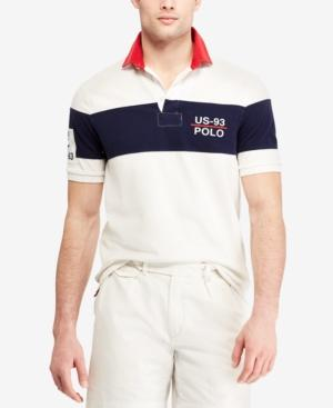 Men's Cp 93 Rugby White Classic Macy's For Fit In Deckwash ShirtCreated Ib6yfY7gv