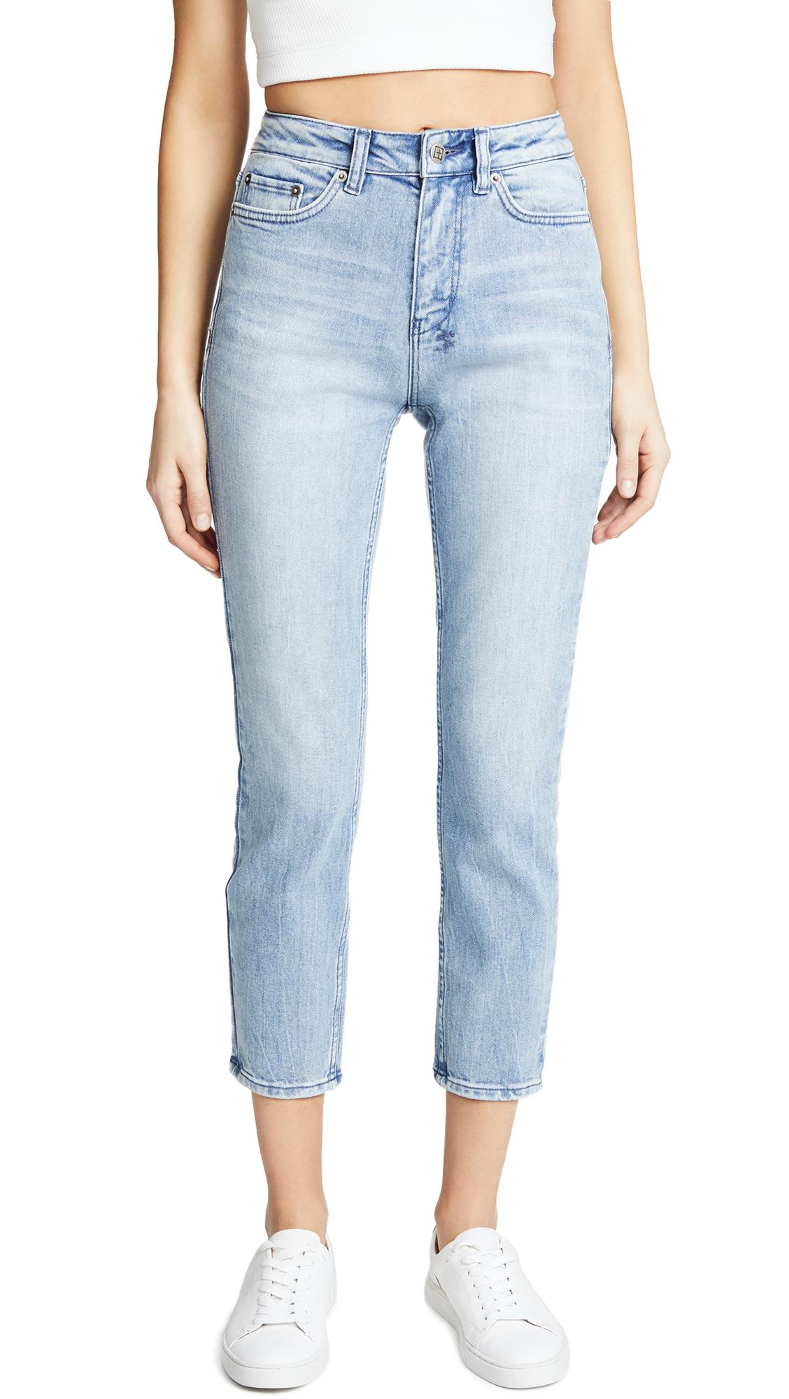 933592a831c Ksubi The Slim Pin Crop Jeans In Errrday Blue | ModeSens