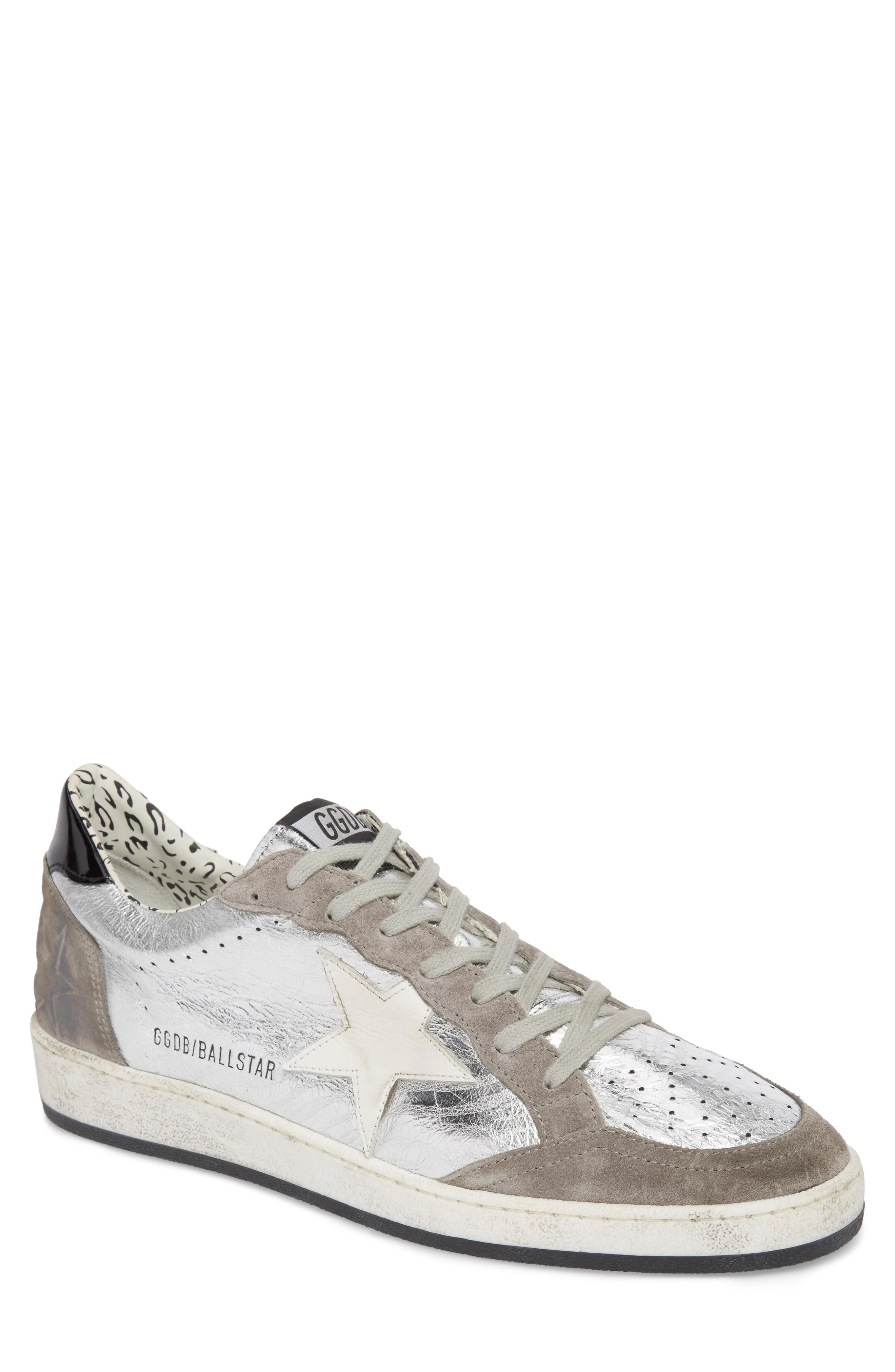 In White Star Ball Zebra B Silver Modesens Sneaker Goose Golden vwxTgqn