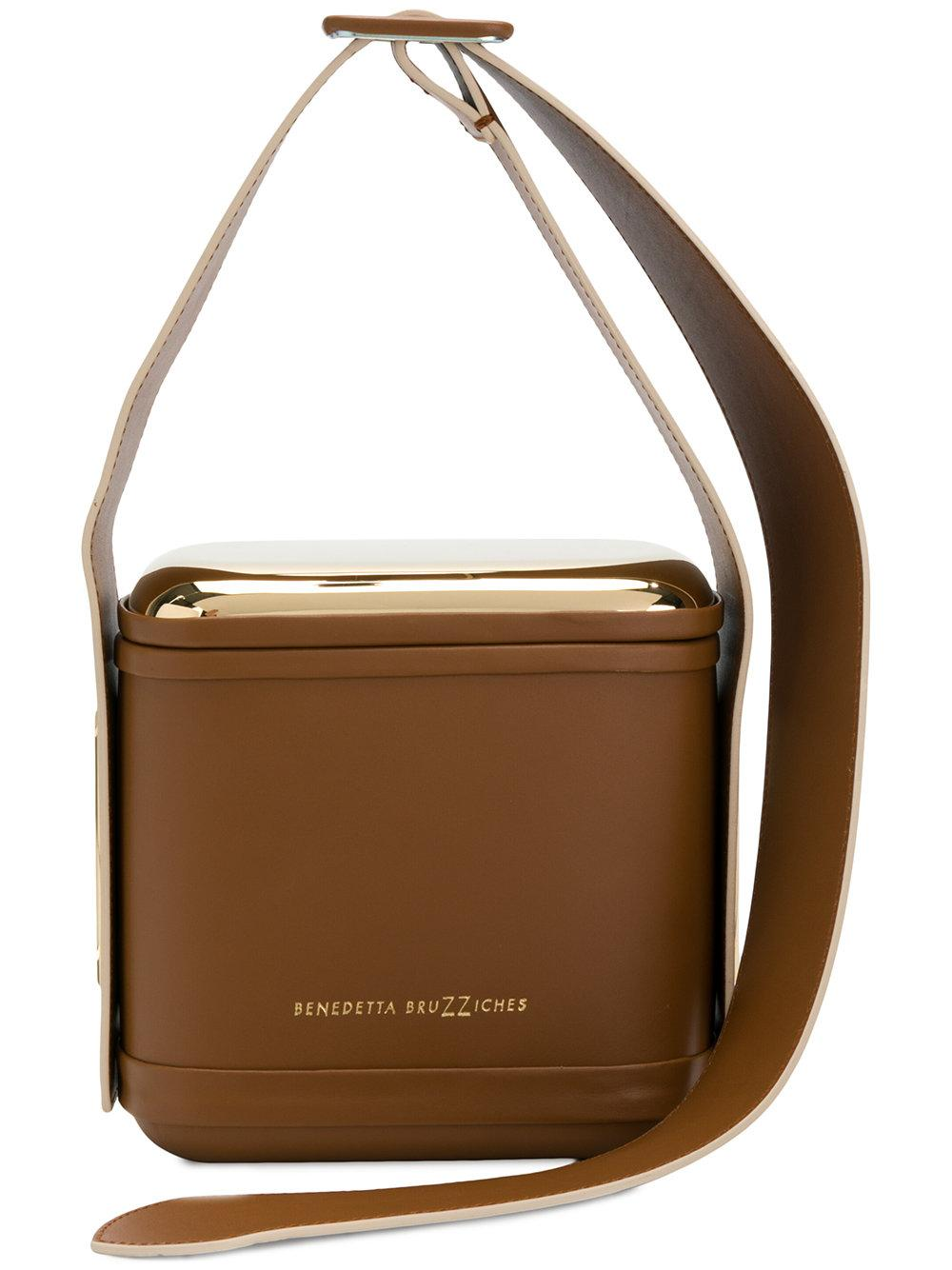Benedetta Bruzziches Square Shoulder Bag