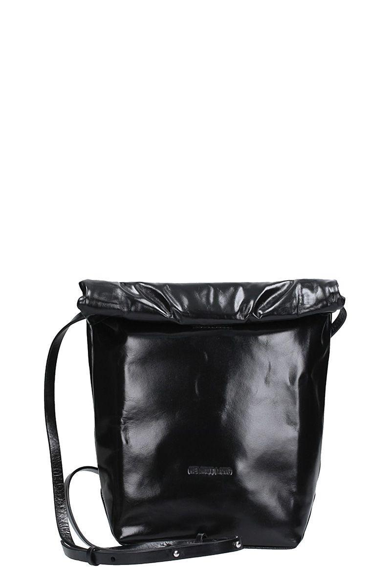 3d3de1a2d1a5 Helmut Lang Foldover Crossbody Bag In Black | ModeSens