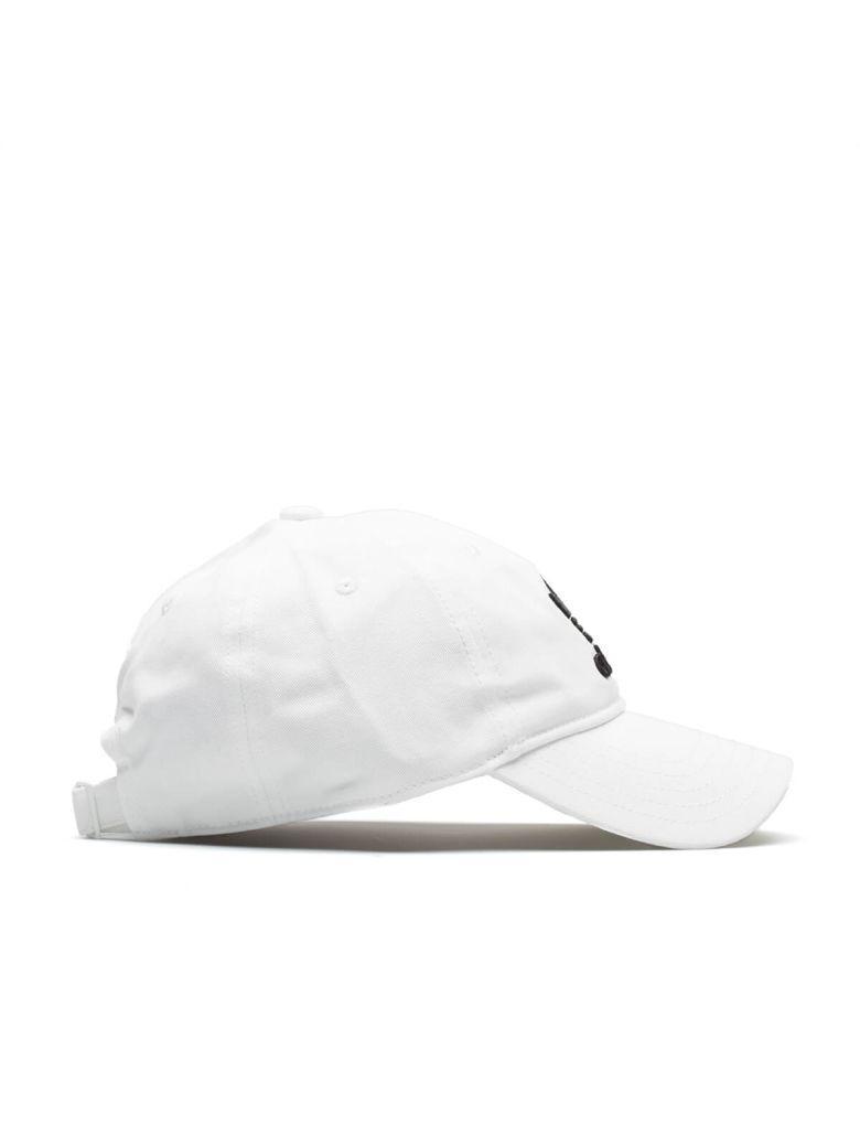 c38ac2cd92a Adidas Originals Trefoil Cap In White