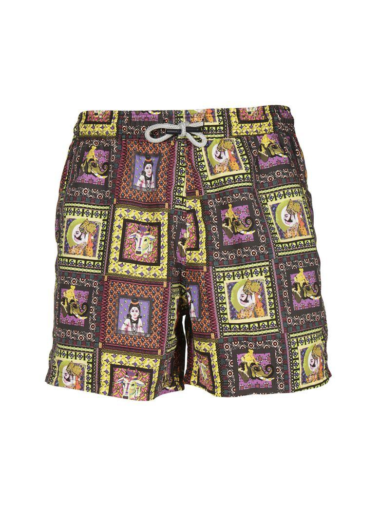 3937e53e25c Etro Egyptian Swim Shorts In Multicolor | ModeSens