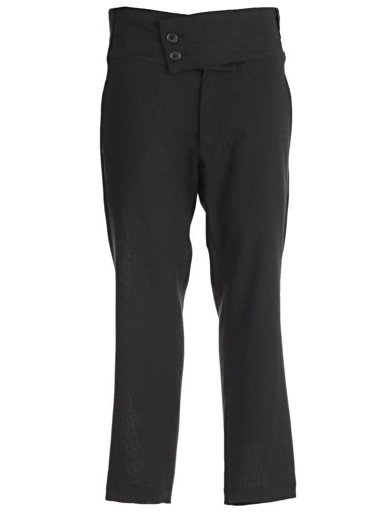 Ann Demeulemeester Trousers In Black