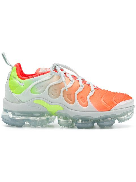 a314f5f8f1 Nike Air Vapor Max Plus Ombre Trainers In Orange | ModeSens