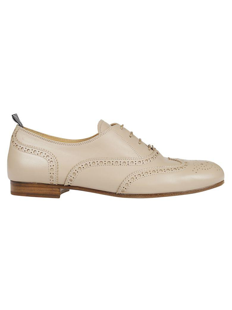 Church's Classic Lace-Up Shoes In Beige