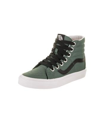 774eb76257 Vans Unisex Sk8-Hi Reissue (Oversized Lace) Skate Shoe In Silver Pine