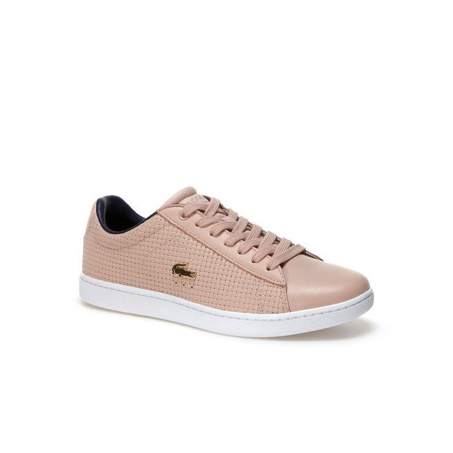 e3ee347cbc Women's Carnaby Evo Leather Trainers in Natural/Navy